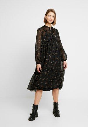 OBJAVINAJA DRESS  - Vestito estivo - black