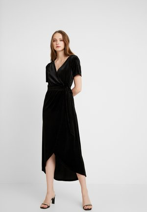 OBJHONEY NOREENA DRESS - Cocktailjurk - black