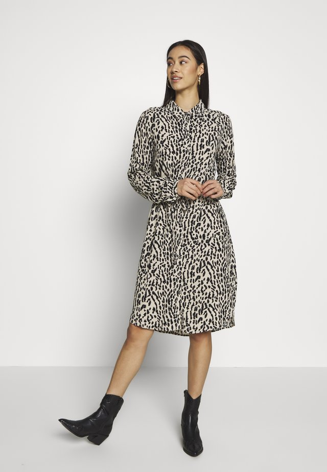 OBJBAY DRESS REPEAT - Blousejurk - humus/new animal