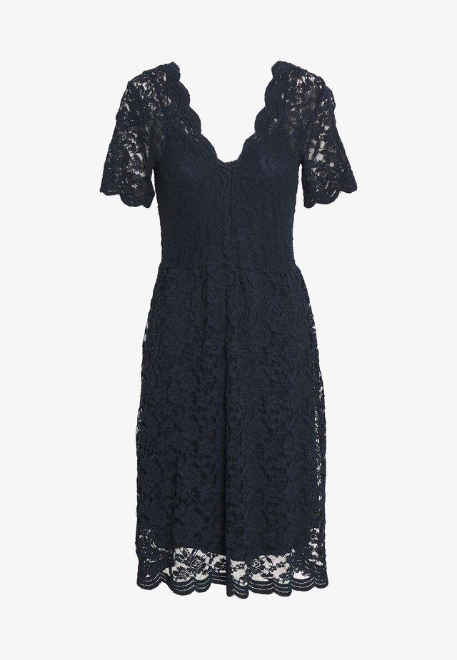 OBJROSA DRESS - Cocktailkleid/festliches Kleid - sky captain
