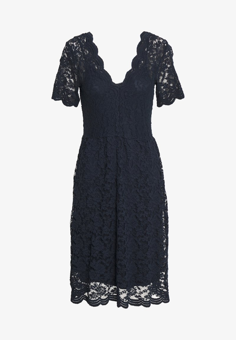 Object - OBJROSA DRESS - Cocktail dress / Party dress - sky captain