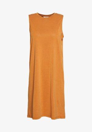 OBJTIA DRESS - Sukienka z dżerseju - sugar almond