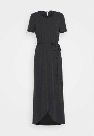 JANNIE NADIA  - Jerseyklänning - black
