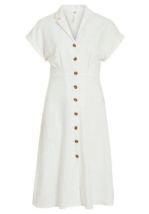 Sukienka koszulowa - gardenia