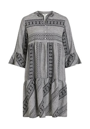 3/4 ÄRMEL - Day dress - grey