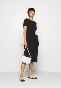 Object - OBJCELIA DRESS - Jerseyjurk - black - 1