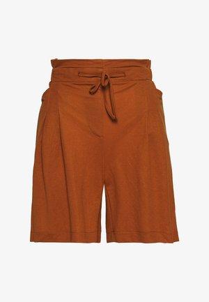 OBJCORINE SHORTS - Shorts - sugar almond