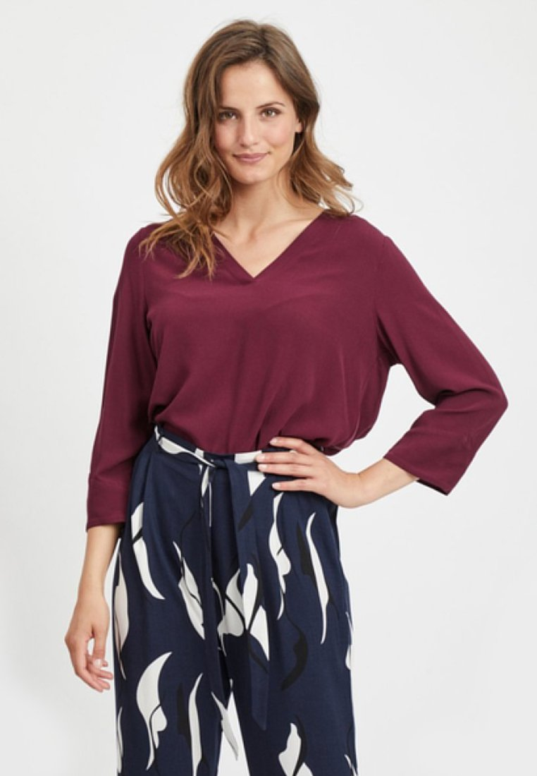 Object - OBJBAY  - Blouse - port royale