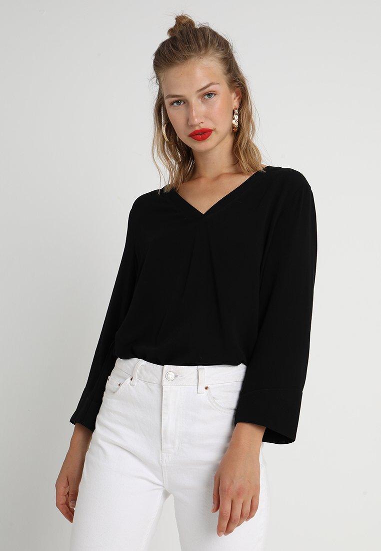 Object - OBJBAY  - Bluse - black