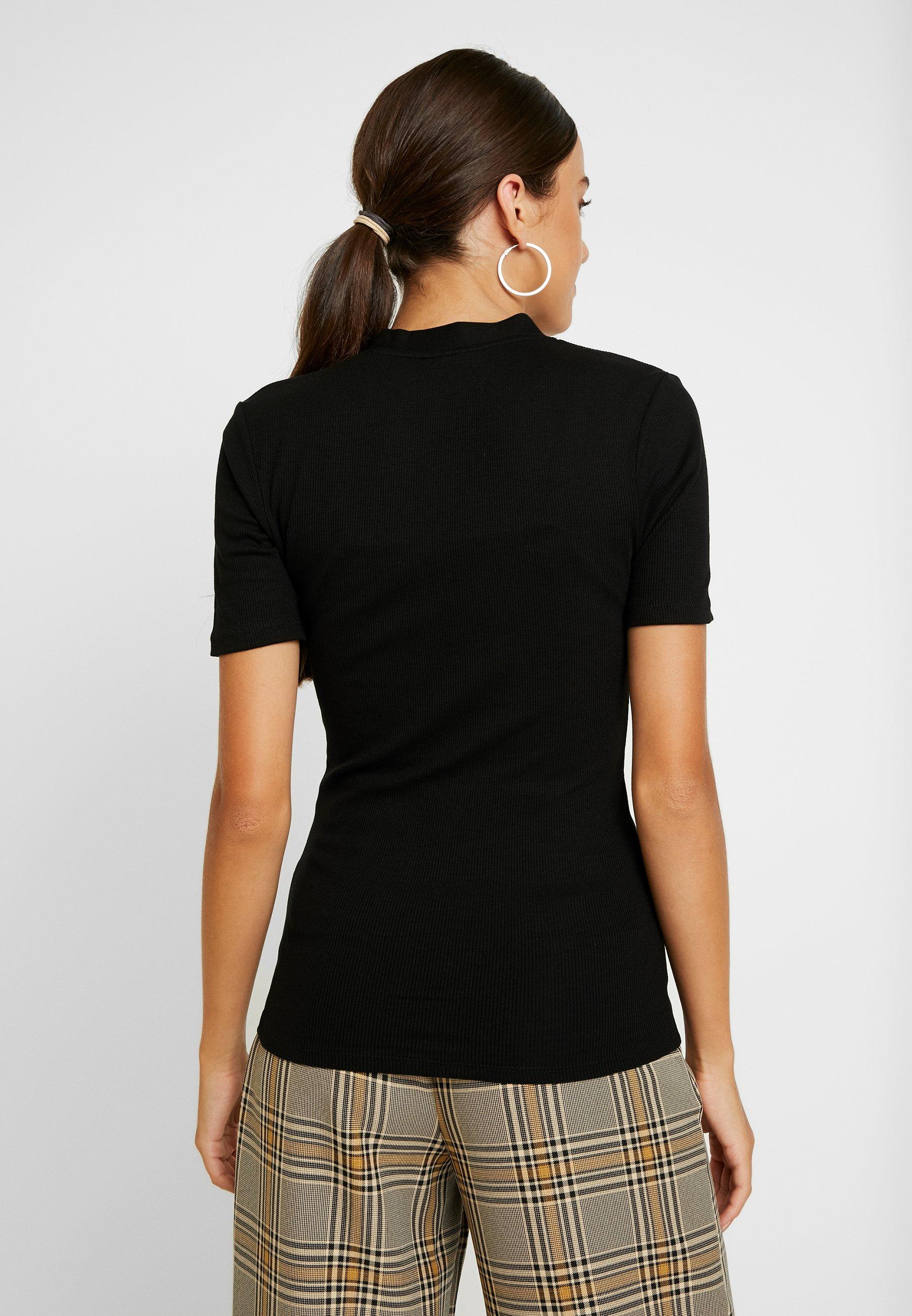 Object ObjellieT Imprimé shirt Imprimé Black ObjellieT Object ObjellieT shirt Imprimé shirt Object Black vNw8Om0n