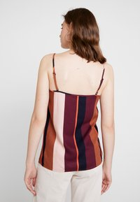 Object - Blouse - brown patina/striped - 2