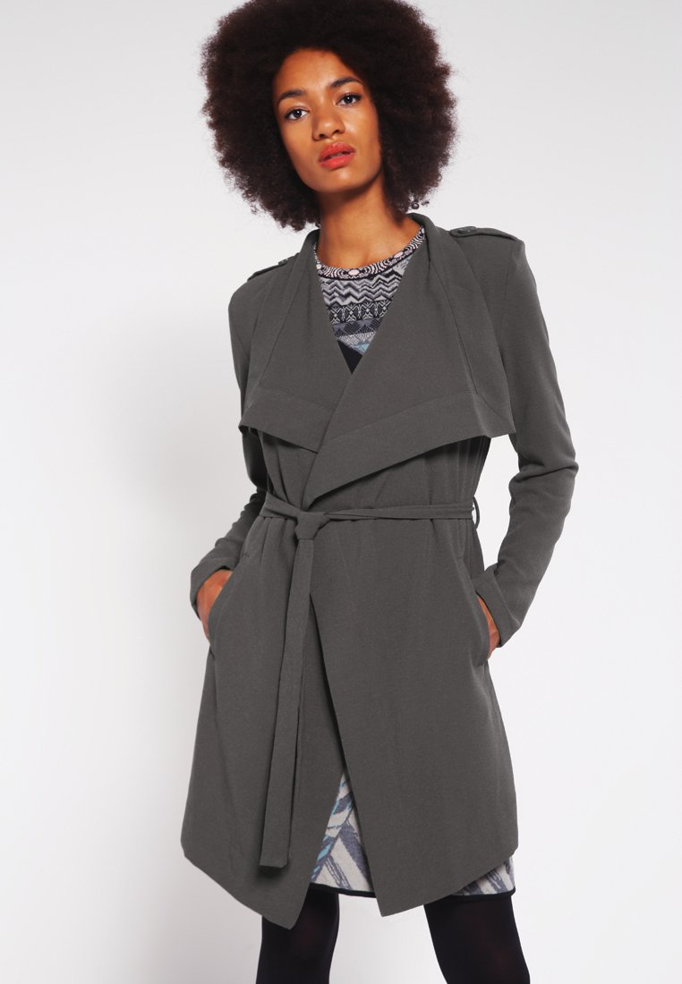 Object - Annlee - Trenchcoat - high-rise