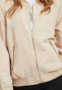 Object - Bomber Jacket - beige - 4