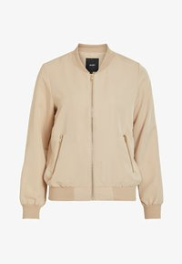 Object - Bomber Jacket - beige - 5