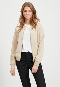 Object - Bomber Jacket - beige - 0