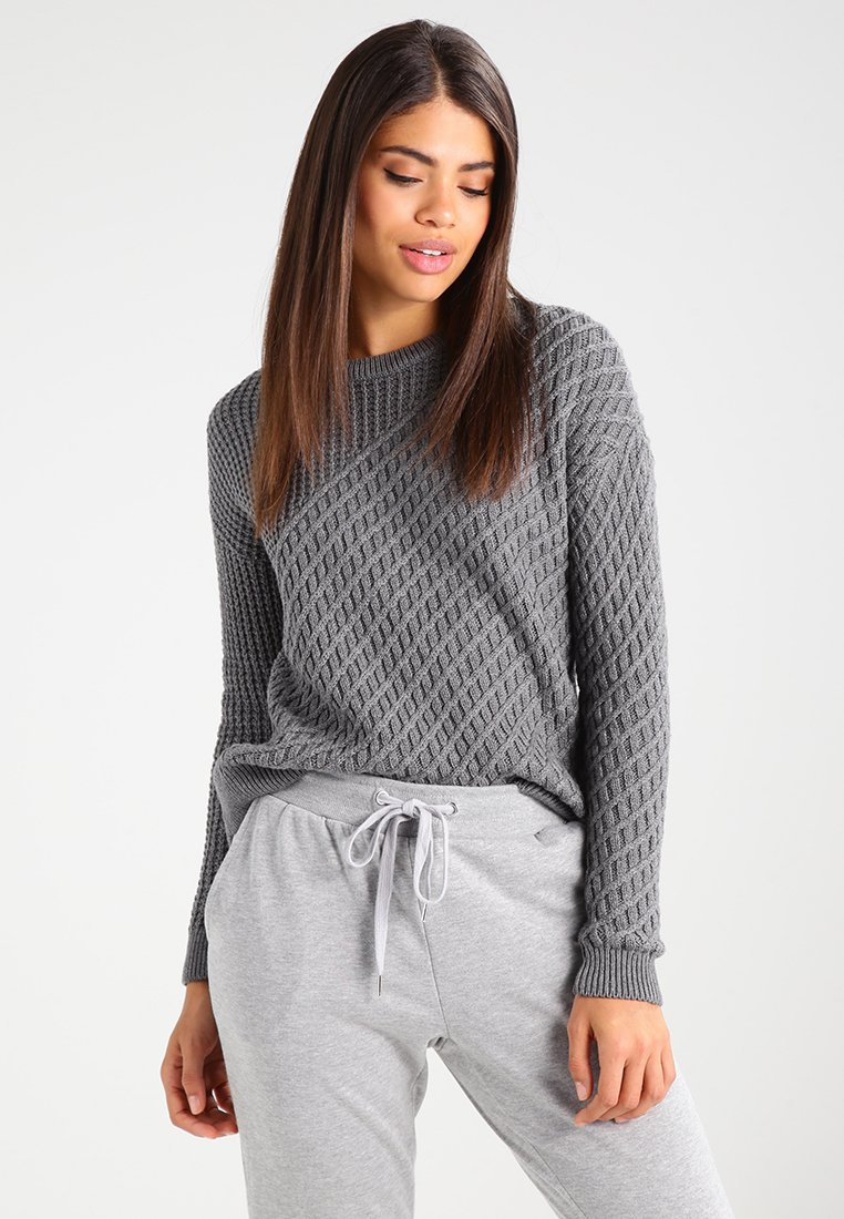 Object - OBJCLOUDY - Strickpullover -  grey