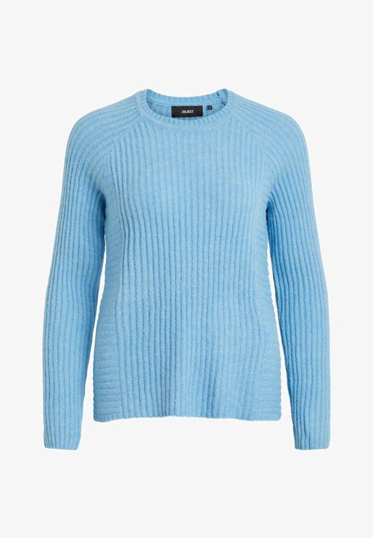 Object - OBJNONSIA - Sweter - light blue