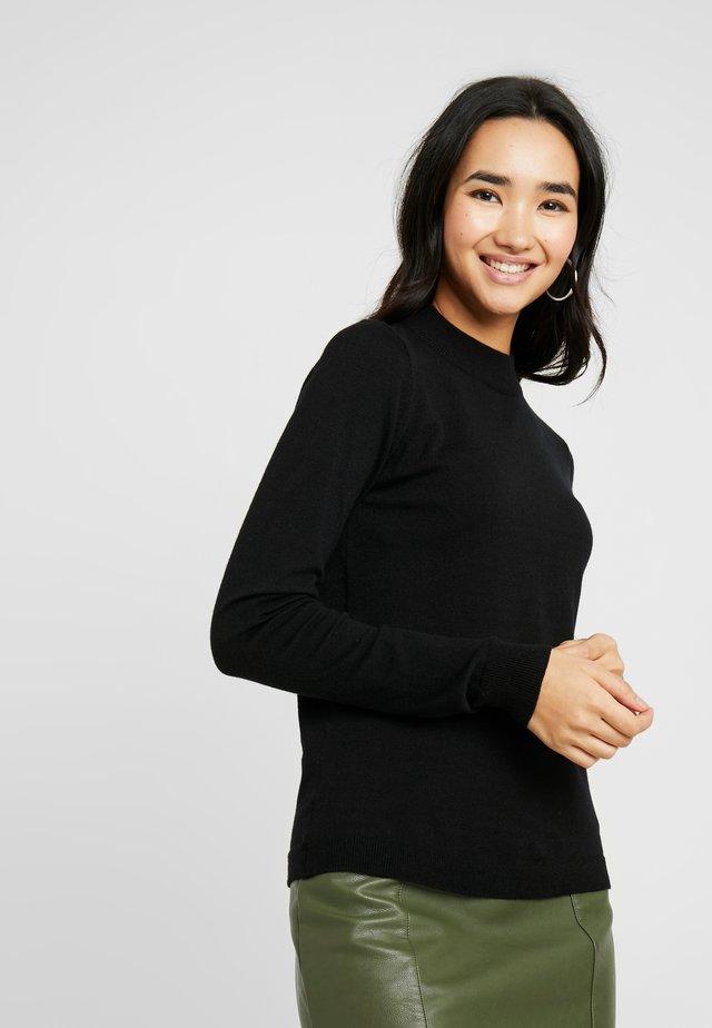 OBJTHESS - Jersey de punto - black