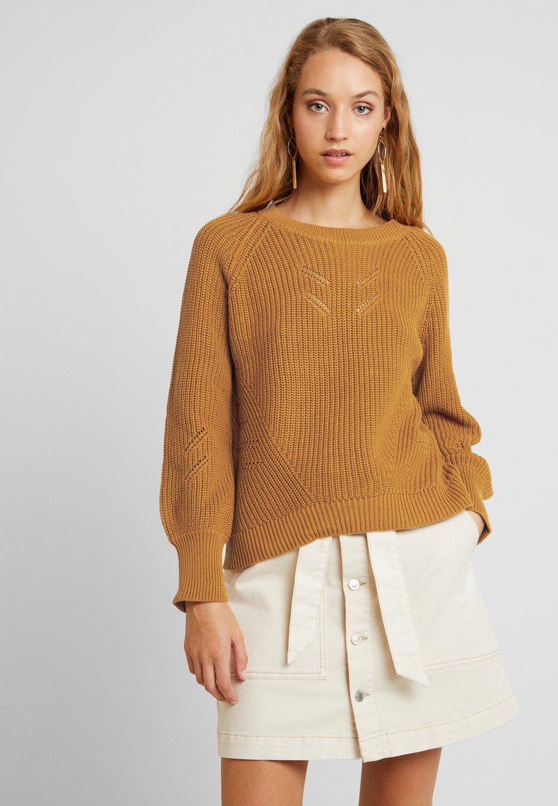 Object - Pullover - buckthorn brown