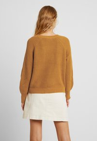 Object - Pullover - buckthorn brown - 2