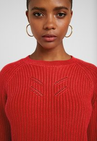 Object - Pullover - high risk red - 5