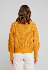 Object - Pullover - buckthorn brown/melange - 2