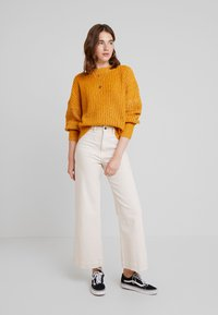 Object - Pullover - buckthorn brown/melange - 1