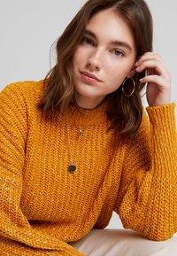 Object - Pullover - buckthorn brown/melange - 3