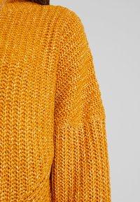 Object - Pullover - buckthorn brown/melange - 5