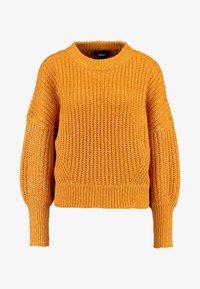 Object - Pullover - buckthorn brown/melange - 4
