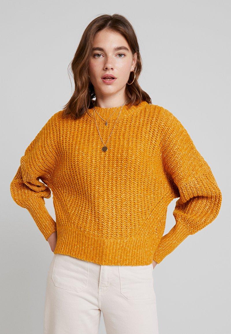 Object - Pullover - buckthorn brown/melange
