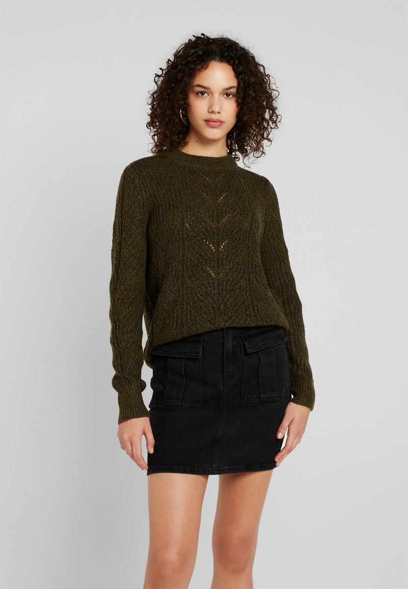 Object - Maglione - forest night/melange