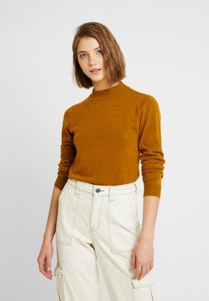 OBJTHESS SEASONAL - Jumper - buckthorn brown
