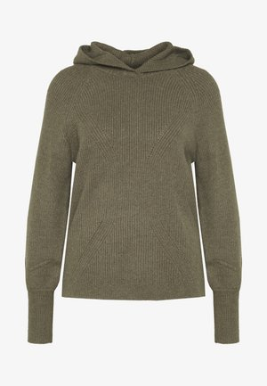 DAISY - Hoodie - burnt olive