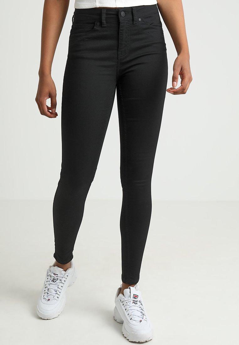 Object - OBJSKINNYSOPHIE - Jeans Skinny - black