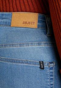 Object - OBJSKINNYSOPHIE - Vaqueros pitillo - medium blue denim - 4
