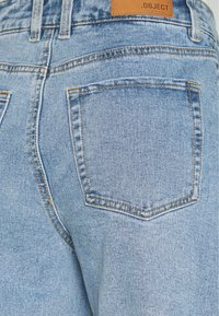 Object - OBJMARINA DENIM  - Flared Jeans - light blue denim - 2