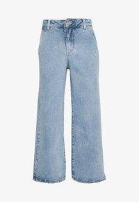 Object - OBJMARINA DENIM  - Flared Jeans - light blue denim - 0