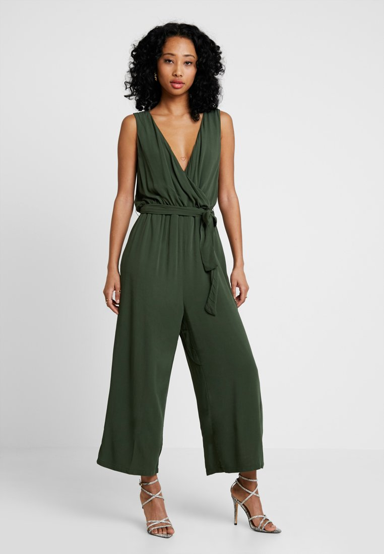 Object - OBJBAY  - Jumpsuit - black forest