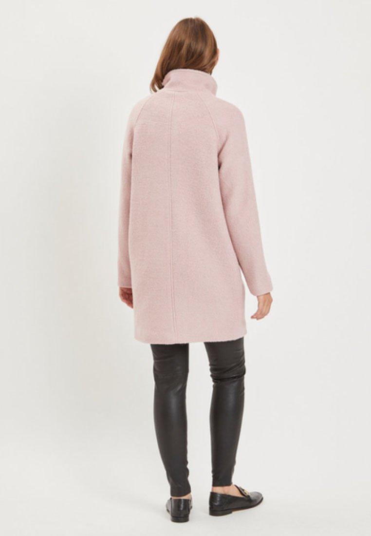 Object Krótki płaszcz - rose