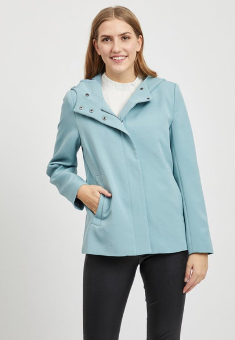 Object - OBJSUSAN SPRING JACKET - Outdoorjacka - stone blue
