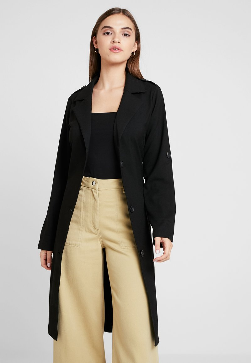 Object - OBJANNABELLE - Trenchcoat - black
