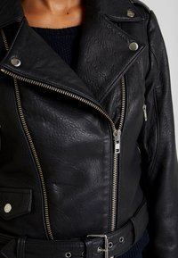 Object - Veste en cuir - black - 5