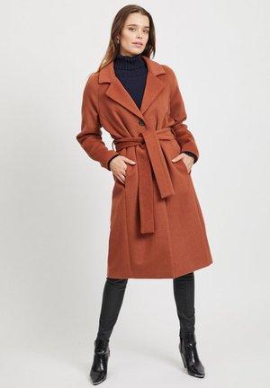 OBJLENA  - Manteau classique - brown