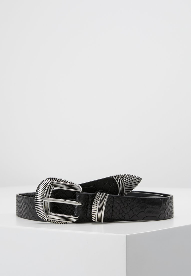 Object - OBJIVY BELT - Belt - black