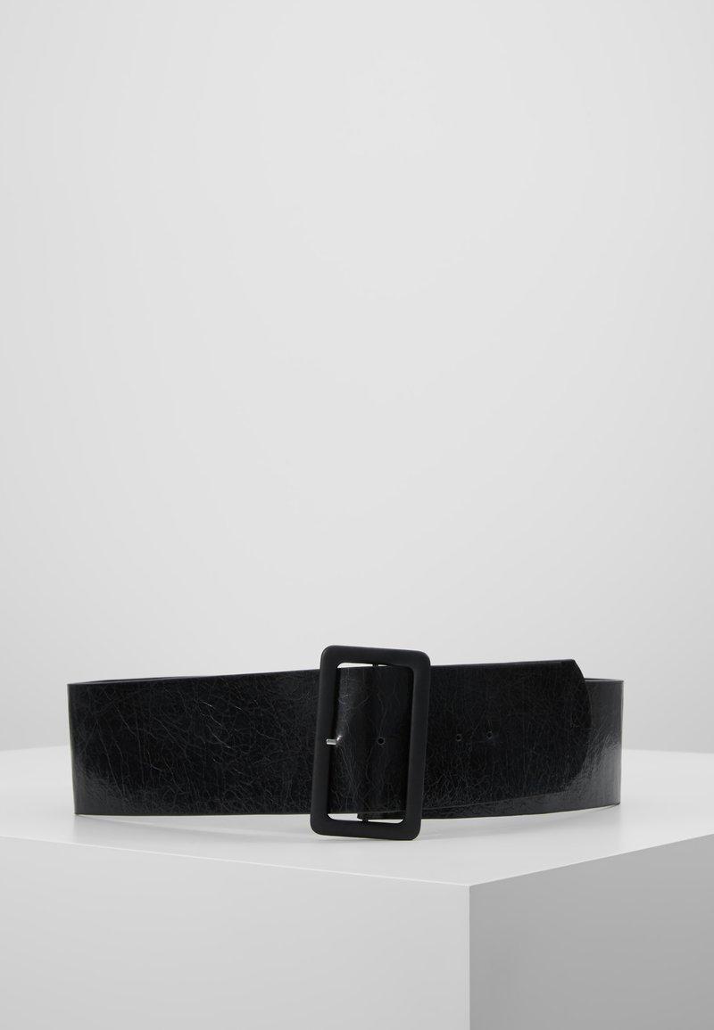 Object - OBJHETTY WIDE BELT - Ceinture - black