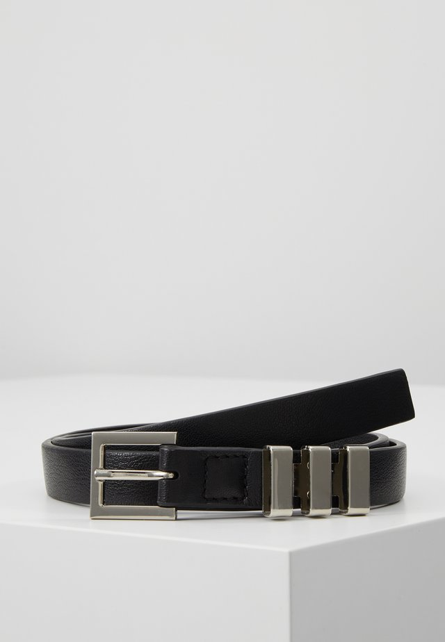 OBJNETY L BELT - Belt - black