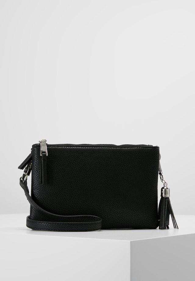 OBJADELLE BAG - Sac bandoulière - black
