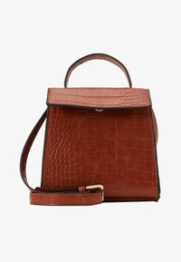 Object - OBJTALULA CROSSOVER - Across body bag - amber brown - 4