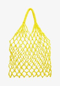 Object - OBJVIC NET BAG - Cabas - yellow - 5
